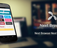 Descargar Next Browser APK gratis
