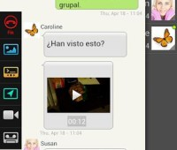 Descargar TalkRay .APK gratis para Android
