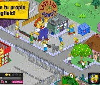 Descargar The Simpsons Springfield APK gratis para Android