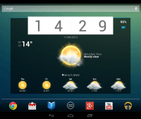 Descargar Beautiful Widgets Pro APK
