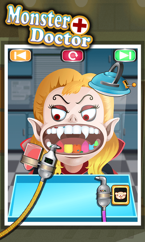 Descargar Monster Doctor APK gratis