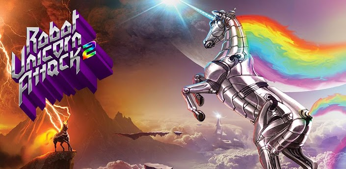 Descargar Robot Unicorn Attack 2 APK gratis