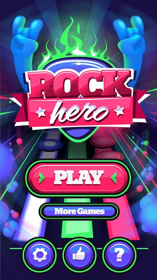 Descargar Rock Guitar Hero APK gratis