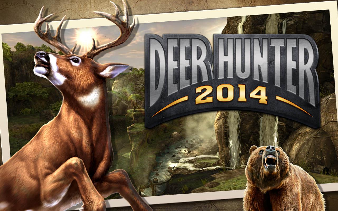 Descargar DEER HUNTER 2014 APK gratis