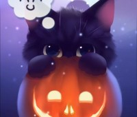 Descargar Halloween Kitten APK