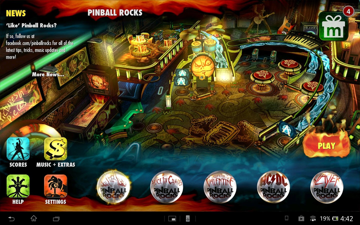 Descargar Pinball Rocks HD APK gratis