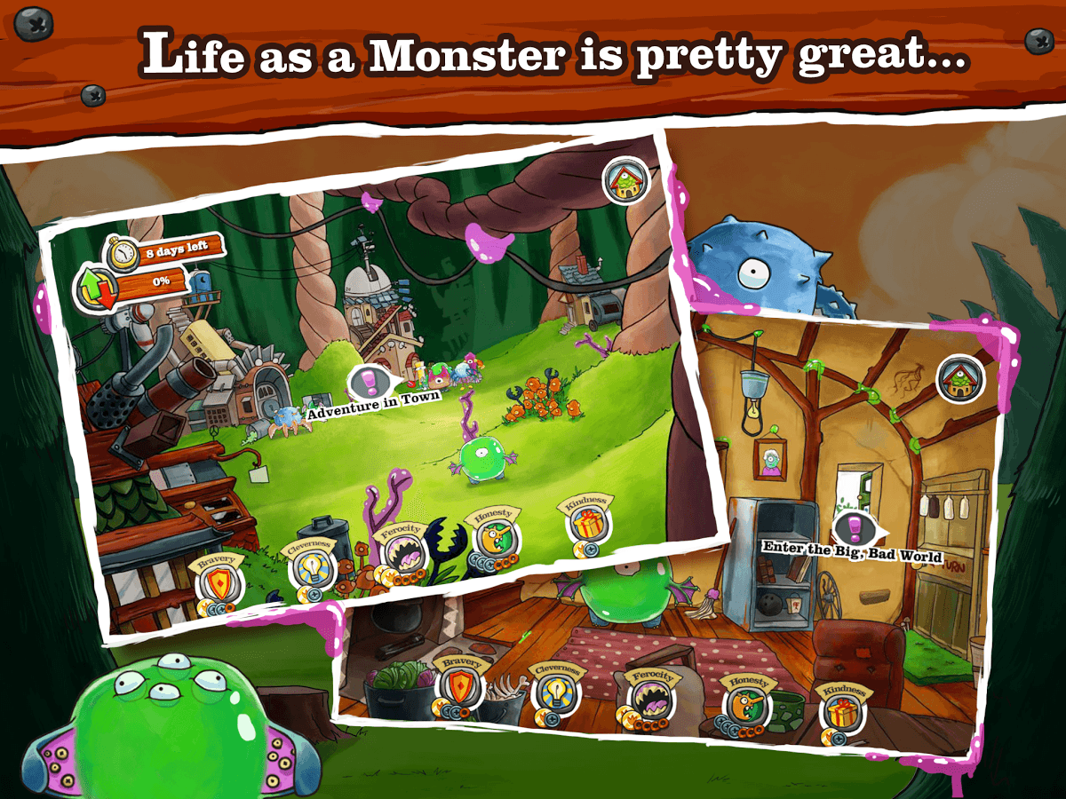 Descargar Monster Loves You! APK