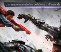 Descargar Injustice: Gods Among Us APK gratis