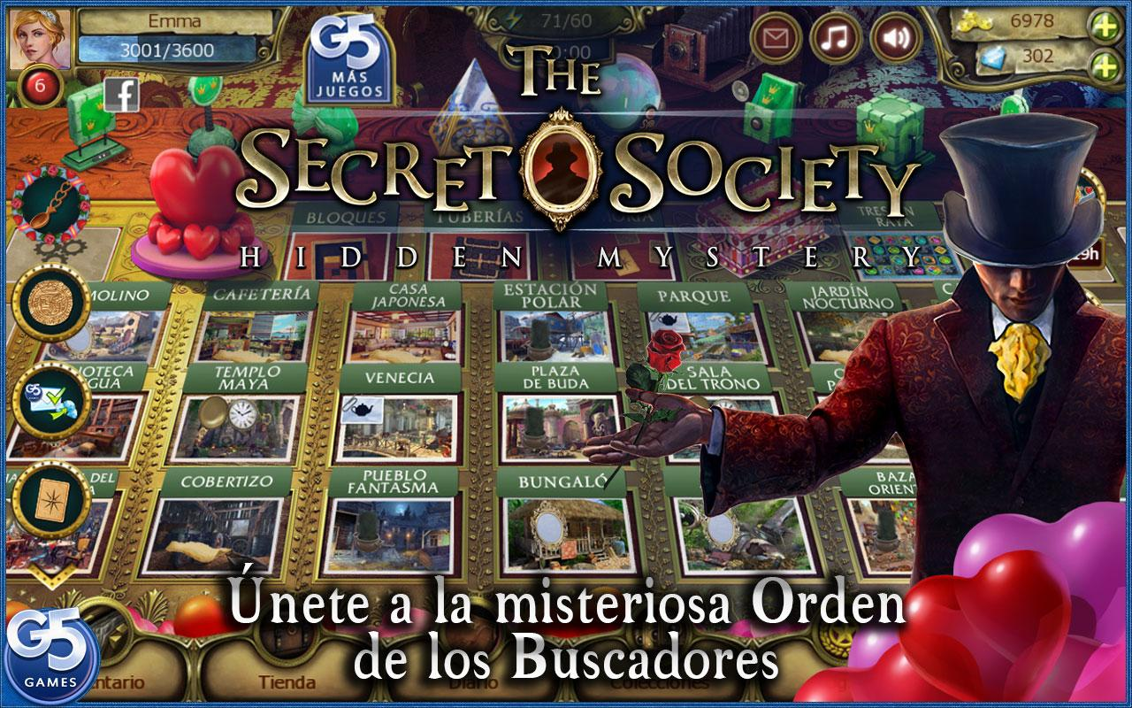Descargar The Secret Society APK gratis