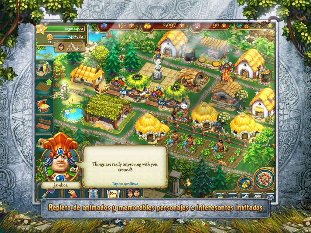 Descargar The Tribez APK gratis