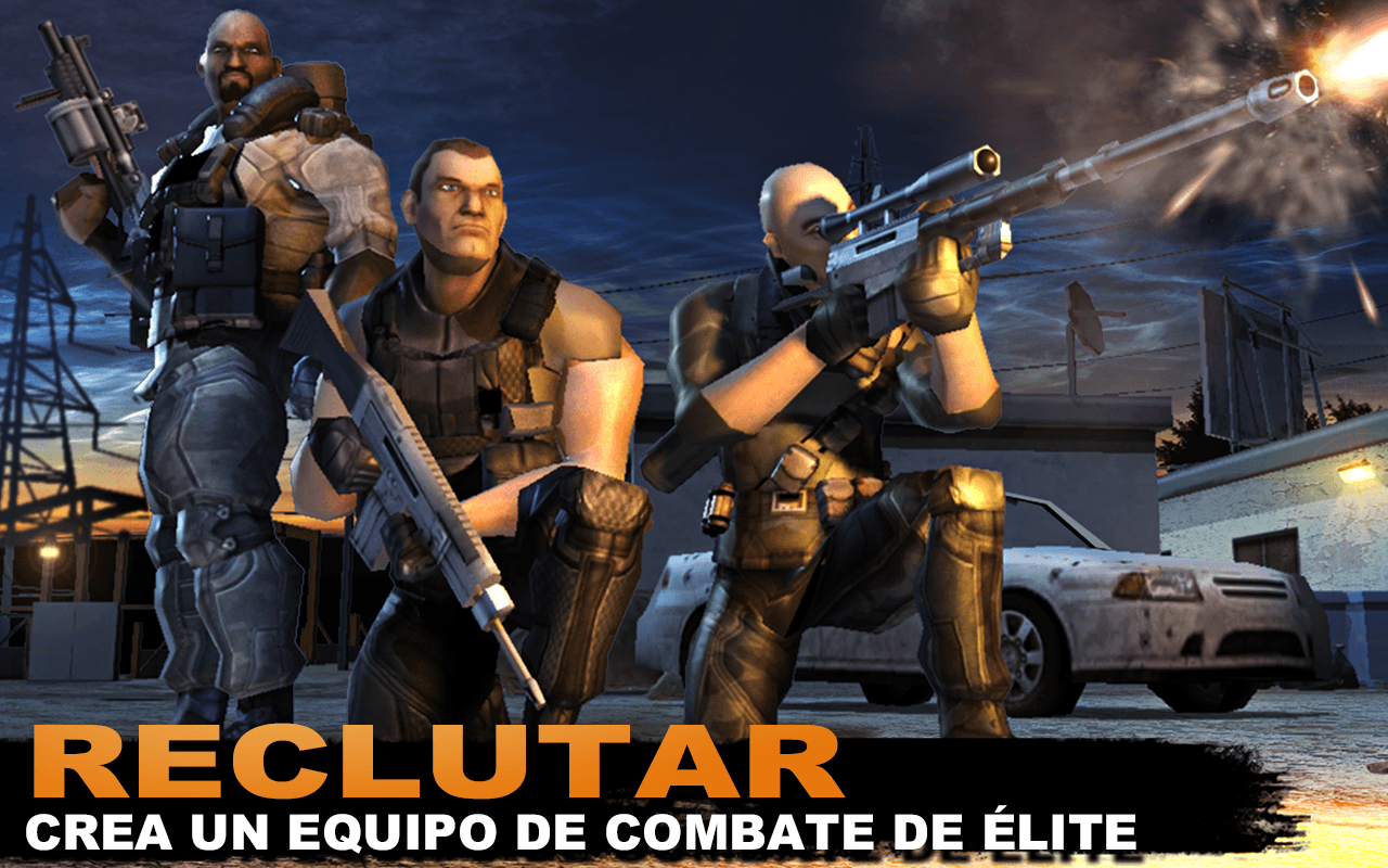 Descargar Rivals at War, Firefight APK gratis