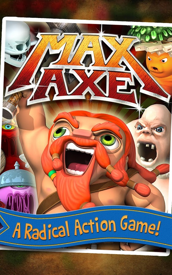 Descargar Max Axe Quest For Loot APK gratis