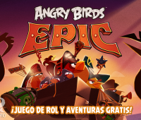 Descargar Angry Birds Epic APK