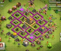 Juego Clash of Clans.APK para Android