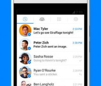 Descargar chat de Facebook.APK Messenger