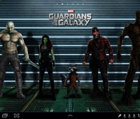 Descargar Guardians of the Galaxy LWP APK